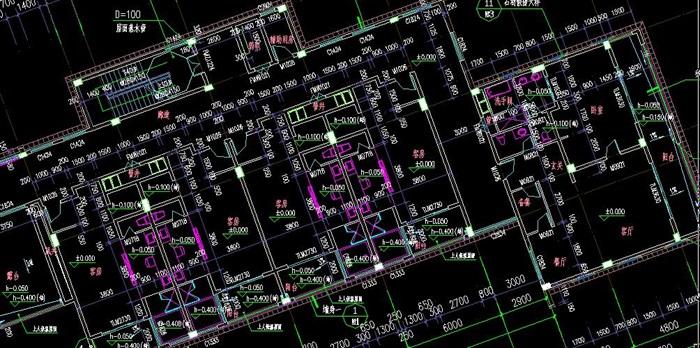 民族风格度假酒店项目建筑施工图-3163.29平(6)