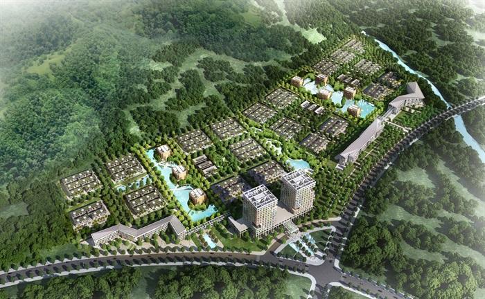 某动漫产业基地动漫城项目建筑设计pdf方案高清文本
