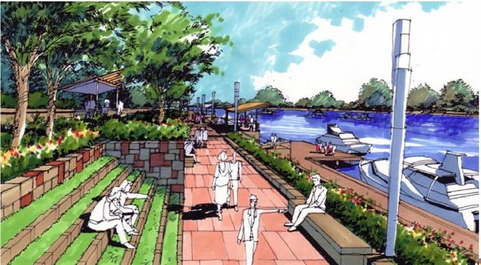 某高新区水系园林景观概念规划设计pdf方案高清文本