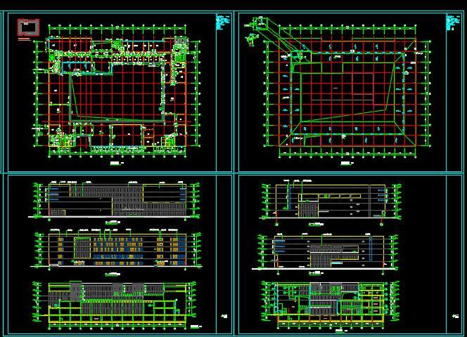政务中心档案馆行政办公楼建筑方案设计cad平立剖及效果图,总建筑面积22600平方米,其中地上建筑面积18600平方米,地下建筑面积4000平方米,设计人文化、设备智能化、查询信息化。建筑功能包括,政务中心、业务办理大厅、4个展览厅、档案室、档案库房、档案整理编目室、办公室、会议室、开标室、多功能厅等图纸内容包括效果图、CAD平立剖面图,图纸制作精细,具有较高的参考价值。