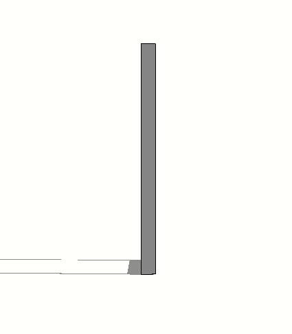 某独特的窗子设计su模型