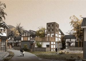 中式自建别墅jpg方案