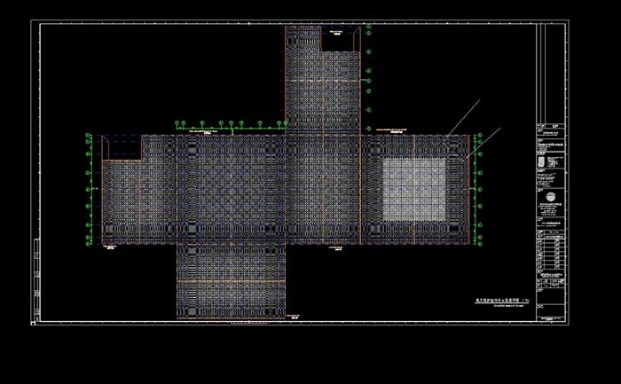 上海世博展览馆建筑设计cad图纸汇总[原创]