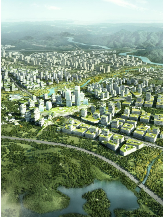 深圳国际低碳城空间规划设计方案高清文本2014-2020(7)