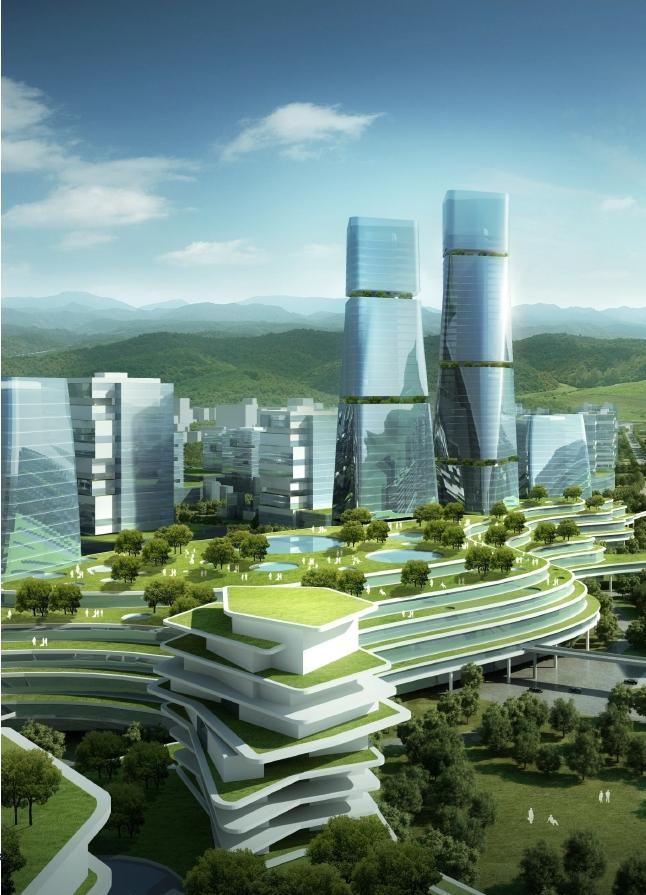 深圳国际低碳城空间规划设计方案高清文本2014-2020(8)