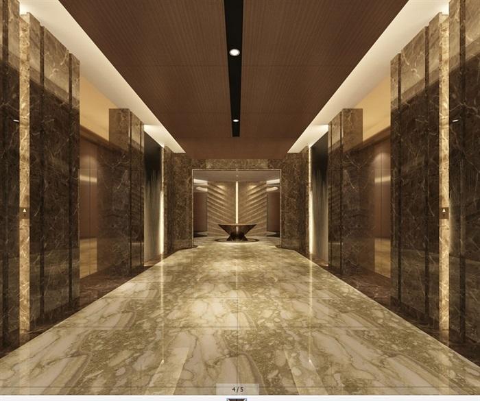 绍兴公寓中心酒店式花边室内设计cad施工图[原红木家具v公寓龙禧cad图片