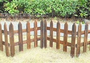 菜园围栏cad详图
