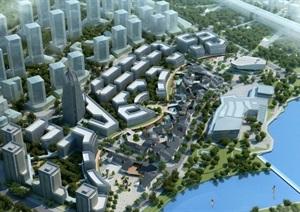 某园博园文化产业园区规划设计pdf方案