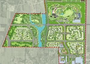 某田園康養小鎮概念規劃設計方案高清文本