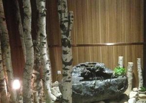茶室咖啡室空间jpg方案