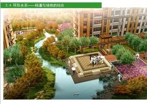 某欧式住宅景观方案优化设计ppt方案图片