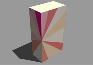 某景观素材小品SU(草图大师)模型