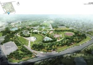 某现代详细主题公园景观设计pdf方案高清文本