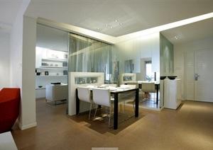 现代(二房)家装设计施工图纸