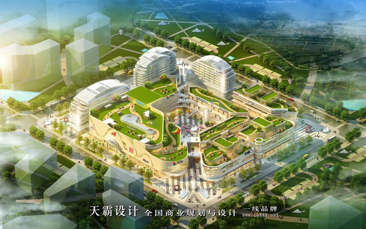 商业综合体设计效果图最新作品,来自全国知名的商业综合体设计公司:天霸设计。正在找时尚、个性化商业综合体设计效果图的朋友不要错过!天霸设计们为了打造别具一格的商业综合体设计效果图,以塑造出个性化、时尚、大气的城市商业综合体项目,往往根据项目的实际情况来提出设计概念,并采用参数化设计手法,将设计理念体现在创意设计效果图中。