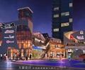天霸設計作品分享|商業街設計效果圖文化創意設計欣賞
