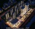 城市综合体设计效果图2018创意设计展示|天霸设计