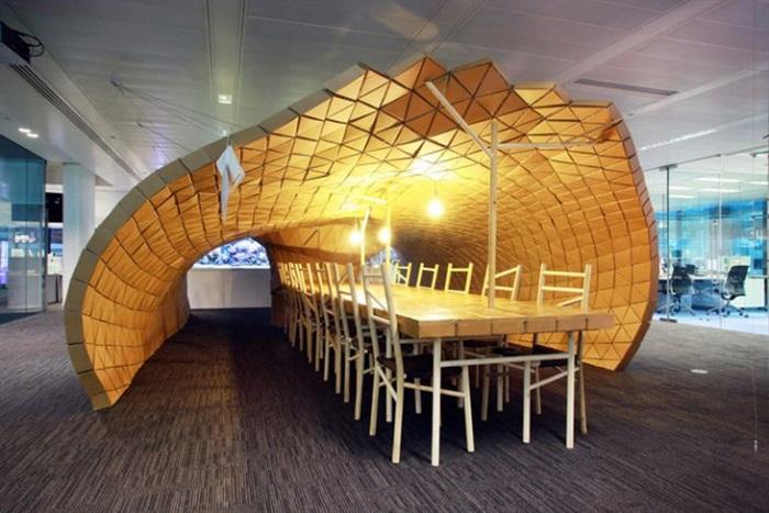 异形瓦楞纸建筑设计su模型[原创]