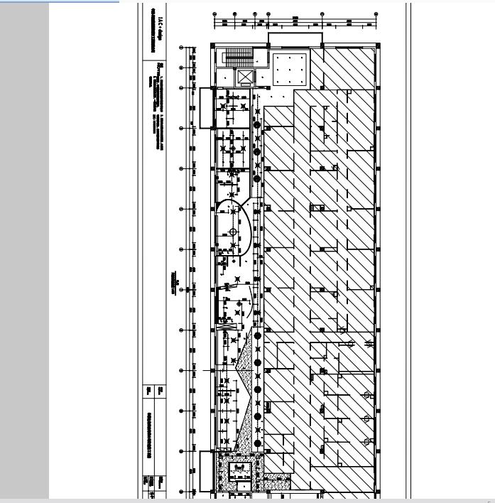 某现代风格办公室设计pdf、ppt方案(8)