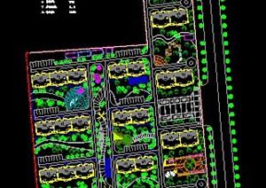 小区规划设计图