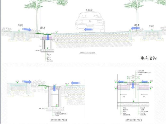 海绵城市详细规划设计pdf、ppt方案
