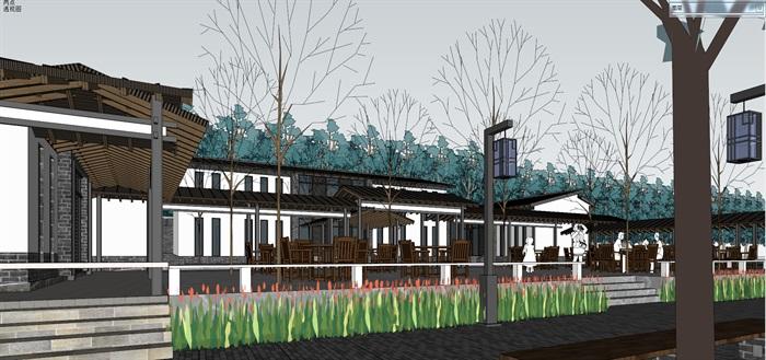 新农村住宅区规划及公共活动公园(5)