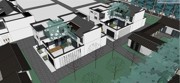新农村住宅区规划及公共活动公园(10)