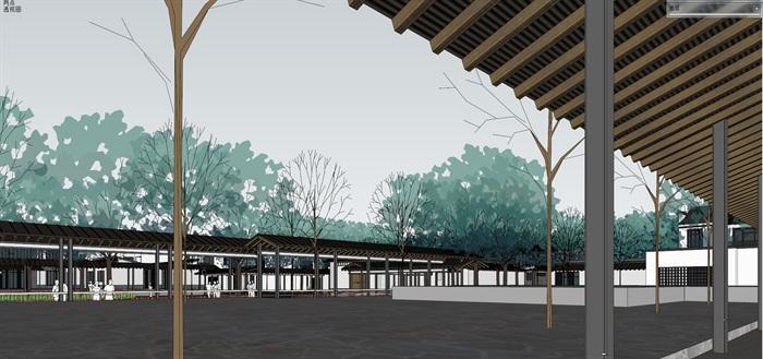 新农村住宅区规划及公共活动公园(13)