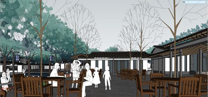 新农村住宅区规划及公共活动公园(14)