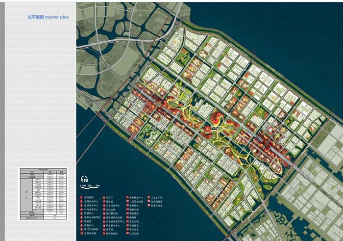 温州瓯江口新区规划设计方案高清文本(1)