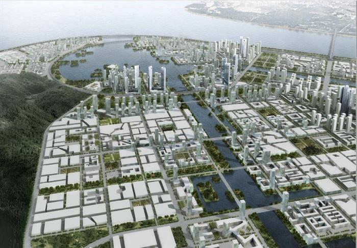 温州瓯江口新区规划设计方案高清文本(3)