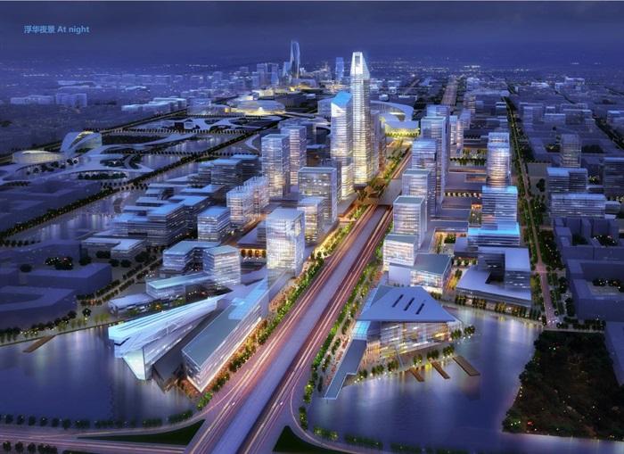 温州瓯江口新区规划设计方案高清文本(6)