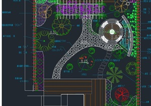 现代私人庭院景观设计方案