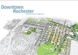 某现代风格详细城市pdf方案