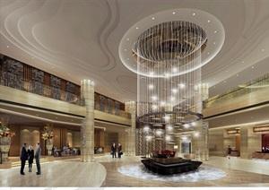 某现代国际酒店室内设计jpg方案