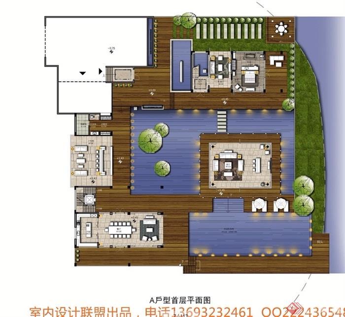 某详细的别墅深化设计jpg方案