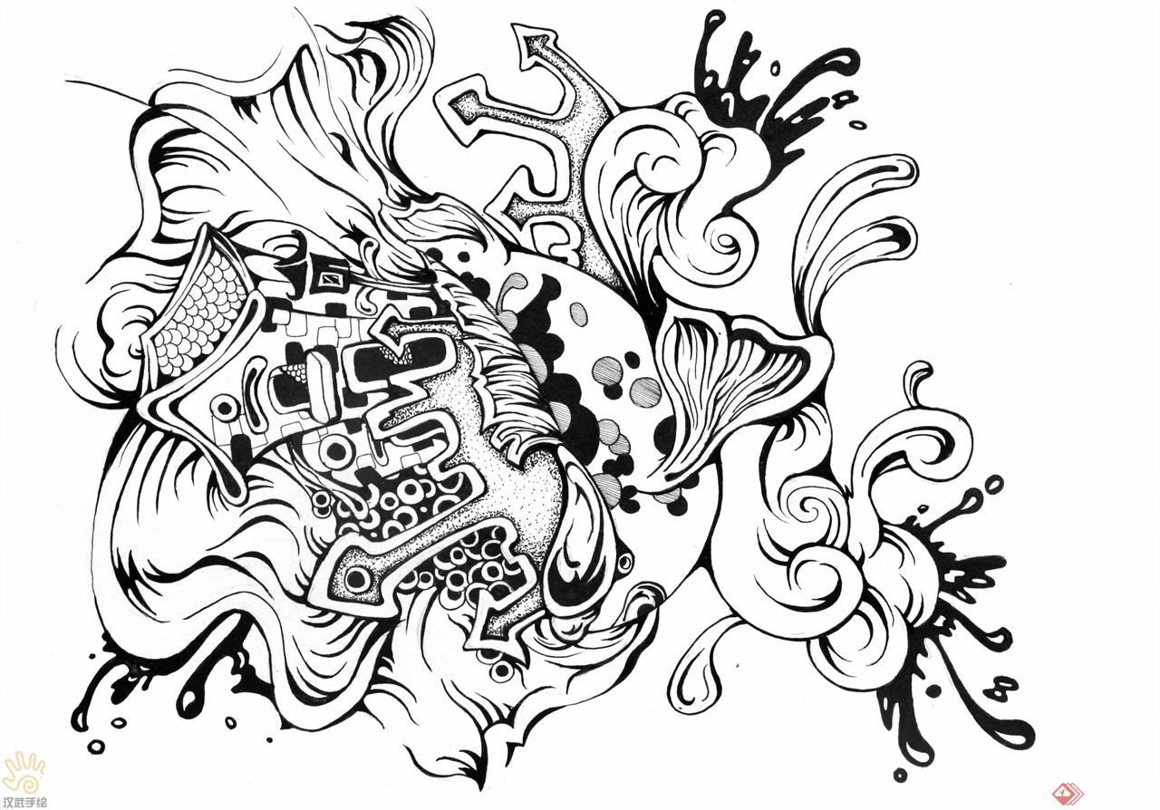 视觉传达设计考研手绘零基础如何上手准备