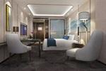 新中式酒店卧房 (2)