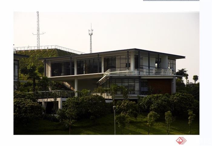 气象站建筑设计jpg方案