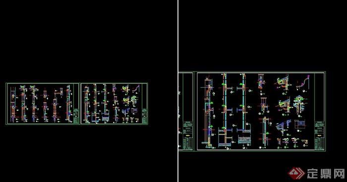 构件欧式构件柱子别墅构件建筑柱子罗马柱 资料附件目录: 连排大样