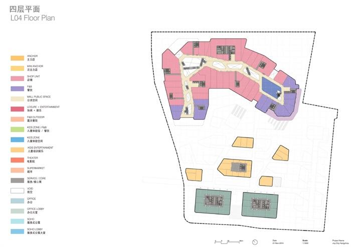 杭州大悦城商业综合体建筑设计方案高清文本(9)