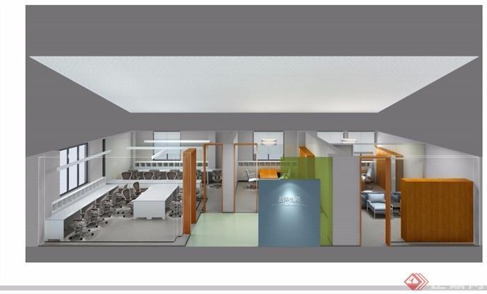 生科院办公室设计pdf方案