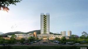 贵州某山地酒店概念方案设计