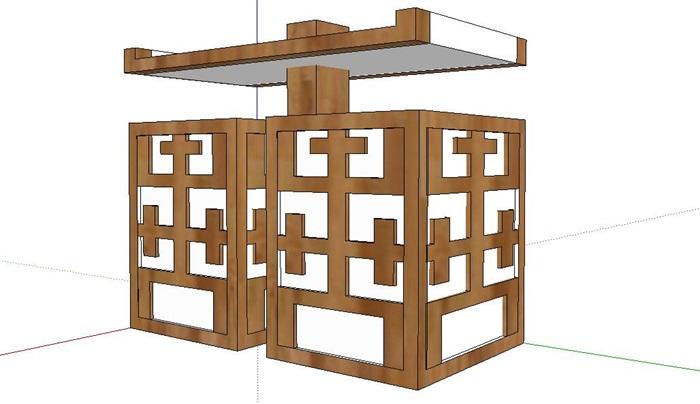 中式特色公共垃圾箱设计(25款)(5)