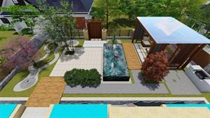 香港置地.約克郡別墅花園設計