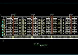 小高层建筑全套cad施工图