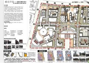 城市规划设计jpg方案SU(草图大师)模型