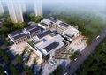某新中式商業街區方案設計(CAD、su模型、效果圖)