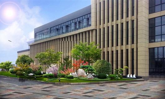 南通工厂景观设计