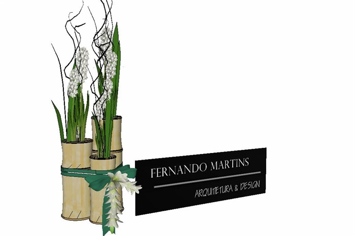 室内盆栽花架植物墙艺术花卉(2)